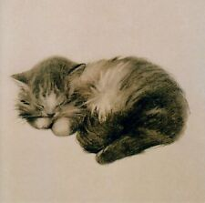 Kittens 1 Oliver Herford (1863-1935)  Blank Note Card