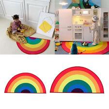 Entrance Rainbow Area Rug Floor Mat Doormat Bedroom Ornaments Non-slip