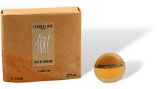 """Cerruti - """"1881 pour Femme"""" Parfum Miniatur Flakon 3,7ml reines Parfum mit Box"""