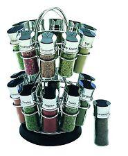 Olde thompson fleur 20 jar spice rack