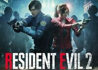 Resident Evil 2 Remake | Steam Key | PC | Digital | Worldwide