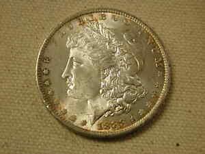1883-O U.S Morgan Silver Dollar Choice Uncirculated