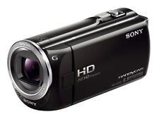 Sony Handycam HDR-CX320E Camcorder schwarz - Digital HD Video Camera Recorder