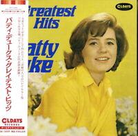 PATTY DUKE-PATTY DUKE'S GREATEST HITS-JAPAN MINI LP CD BONUS TRACK C94