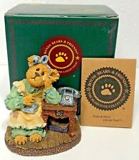 Boyds Bears Momma Guiltrip Call Your Mom #227780 w/Box
