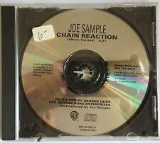 Joe Sample......Chain Reaction....CD Promo Single