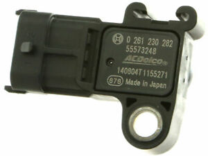 AC Delco MAP Sensor fits Pontiac G3 2009 1.6L 4 Cyl LXV VIN: E 47FRWP