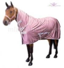 Bucas Fliegendecke mit Halsteil Freedom Rose rosa 155 Cm
