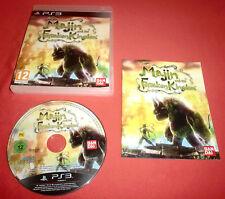 Playstation PS3 : Majin and the Forsaken Kingdom [Pal-Fr] JRF