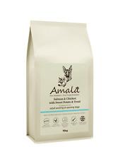 AMALA GRAIN FREE NATURAL HOLISTIC ALL LIFESTAGES DOG FOOD - 2KG,12KG,15KG