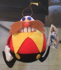 Sonic the Hedgehog Dr. Robotnik Eggman Classic Plush 1991 New Toy Action Figure