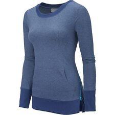 Aspire Women's Side-Zip Long-Sleeve Top XS