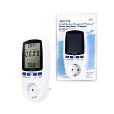 LogiLight EM0003 Energiekosten-Messgerät Premium