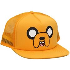 Cartoon Network Adventure Time Jake Big Face Trucker Hat | Hot Topic