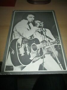 Elvis Presley-Introuvable-Poster d époque,cartonné-Del Tiempo,série filmomania