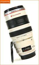 Canon EF 35-350 mm F3.5-5.6 L autofocus USM Zoom Objectif Pour EOS UK Gratuit Pp