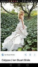 Ian Stuart Calypso wedding dress *gorgeous*