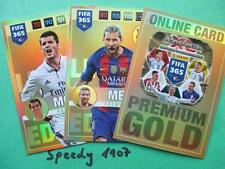 Fifa 2017 Limited Edition Premium 365 Messi Blond Morata Online Card 16 Panini