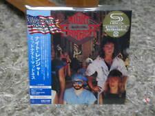 NIGHT RANGER MIDNIGHT MADNESS RARE OOP JAPAN MINI-LP SHM CD