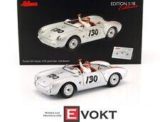 """# 450033200 - Schuco Porsche 550 Spyder # 130 """"James Dean"""" with figure - 1:18"""