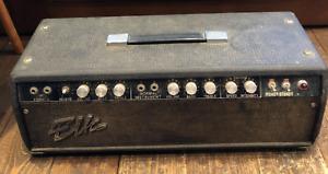 (RARE) ELK MIYUKI Tube Power Guitar Amp EB213S Vintage Collection Made in TOKYO
