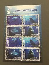 WWF-Briefmarken St Vincent 2006 - Sheetlet MNH - Kleinbogen  -