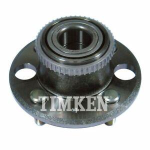 Timken 513105 Wheel Bearing and Hub Assembly For Select 90-01 Acura Honda Models