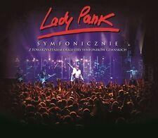 2CD LADY PANK Symfonicznie * Koncert 2012