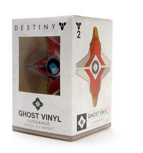 Destiny 2 - Ghost Vinyl: Cayde-6 Sundance Ghost-  NO EMBLEM!!