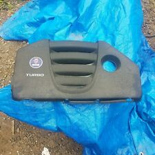 Saab 95 9-5 2010-2011 4 cylinder  engine cover plastic  2.0 only