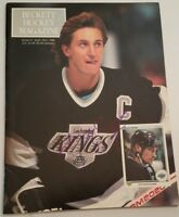 WAYNE GRETZKY HOF SIGNED AUTOGRAPHED BECKETT MAGAZINE LA KINGS 8 X 10 PHOTO