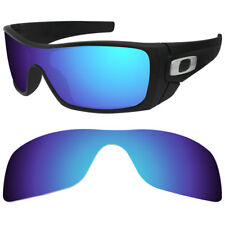 Polarized Ice Blue Replacement Lenses for Oakley Batwolf Sunglasses
