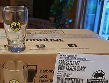 Anchor Hocking Barbary - Buffalo Wild Wings  Beer Tasting Sampler 5oz Glass NEW