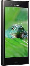 Sony Xperia XZ1 Compact - 32GB - Schwarz (Ohne Simlock) Smartphone Handy