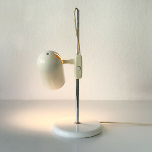 ARTICULATED Mid Century Modern TABLE LAMP Desk Light by STAFF, Germany, 1970s