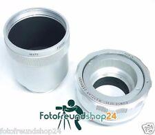 Leica 16464 K einstellschnecke F. visoflex II & III + 16472 Extension Tube