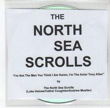 (DK66) The North Sea Scrolls, I'm Not The Man You Think I Am Karen ... - DJ CD