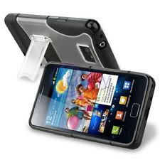 Skin Case w/ Stand + Mirror Samsung Galaxy S2 i9100 New
