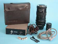 Nikon Medical Nikkor 200mm f5.6 - Beautiful Nippon Kogaku Lens  (MR)