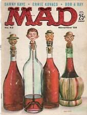MAD MAGAZINE #42 (NOV 1958) FINE