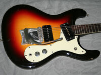 1964 Mosrite The Ventures Model MK 1