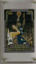 Kevin Garnett Jerry Stackhouse 96-97 RC Bowman Best