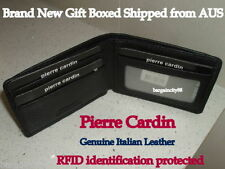 Pierre Cardin Leather Accessories for Men