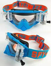 Spy Présage MOTO MX ENDURO Lunettes VITESSE SEMAINE bleu avec