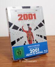 2001 SPACE ODYSSEY im Weltraum BLU RAY DE Steelbook Ltd Edt OOP NEW +1x Sleeve