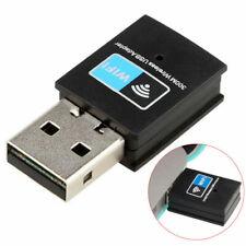 WiFi WLAN Wireless Adapter USB 2.0 Stick Dongle 300 IEEE 802.11b/g/n s Mbit I6Q0