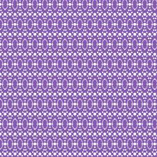 Stof Dot Mania (4512-449), Purple Quilting Fabric, Per 1/4 Metre
