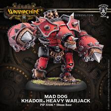Warmachine: Khador Berserker/Mad Dog/Rager Heavy Warjack PIP 33106