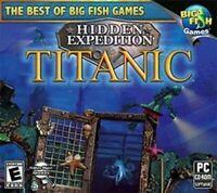 Hidden Expedition Titanic  PC Hidden Object XP Vista 7 8 NEW  Historic Adventure