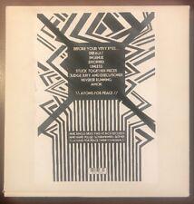 "Atoms For Peace, Amok, 9x12"" Box Set, Sealed, Radiohead, Stanley Donwood"